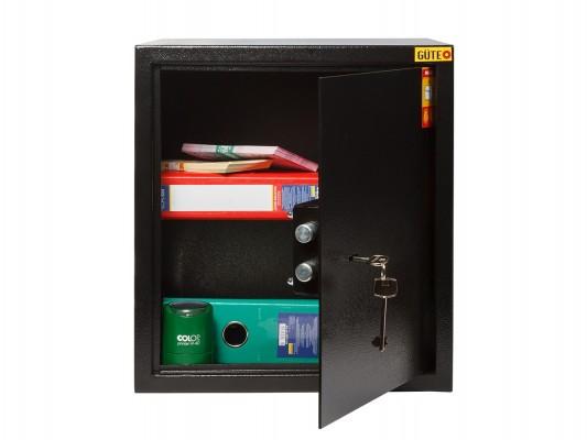 Сейф для хранения папок регистраторов, документов формата А4   Ключевой замок